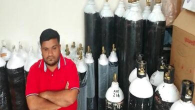 Photo of Illegal oxygen cylinders racket busted in Hyderabad