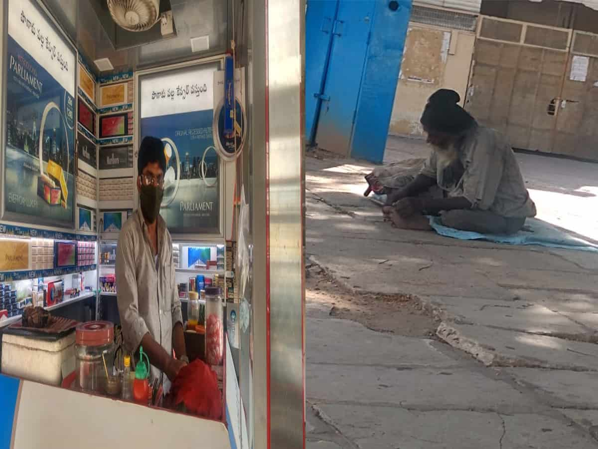 Streetside dwellers and merchants at high risk to catch COVID