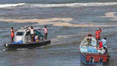 Photo of POCSO case accused jumps into sea, police search on