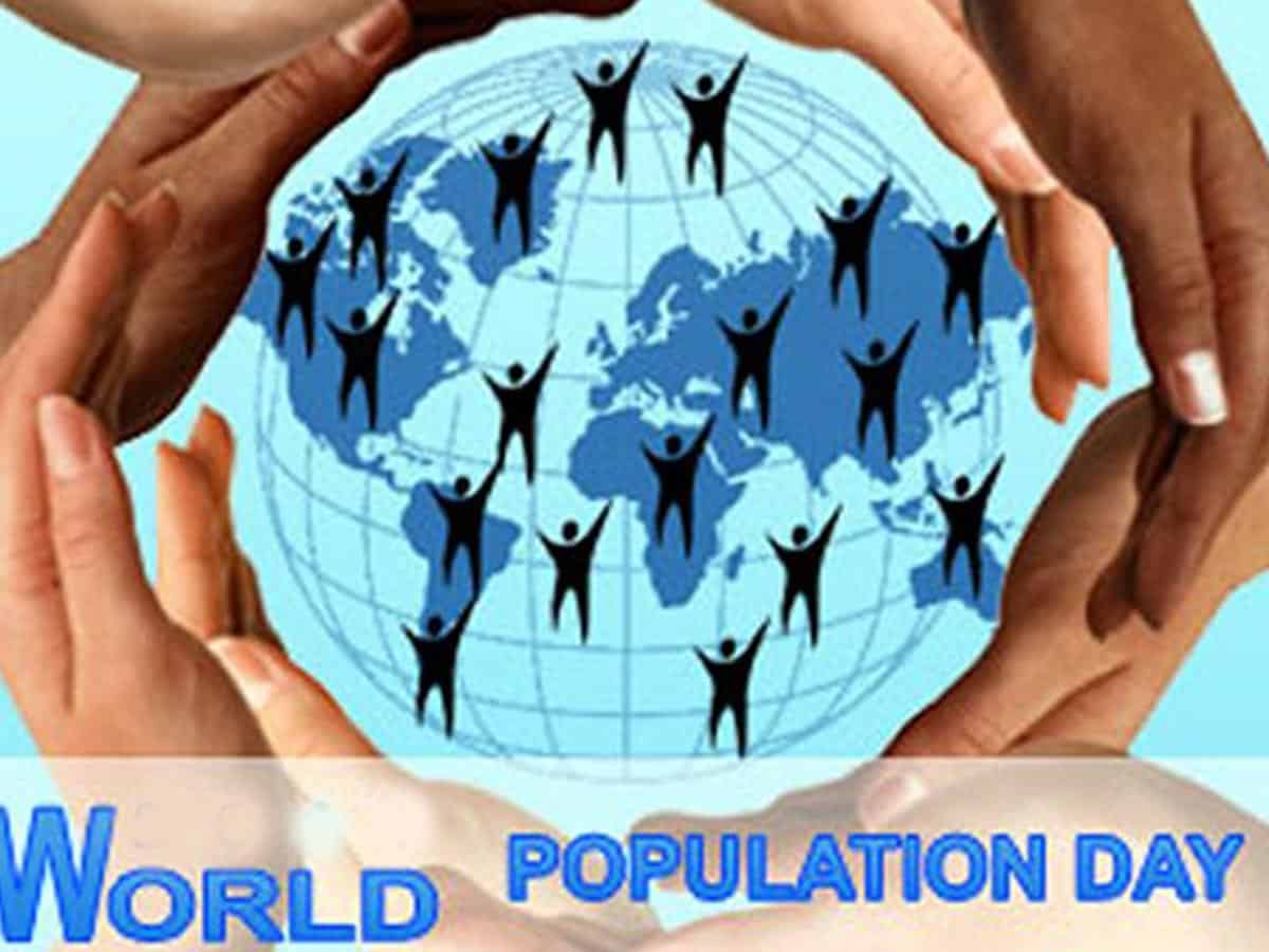 Its World Population Day and Family Planning shall not be discussed