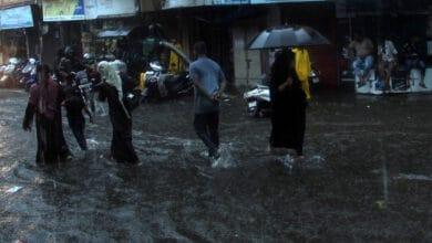 Photo of Rain lashes Mumbai for third straight day