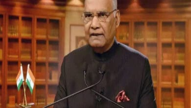 Photo of Construction of temple in Ayodhya a moment of pride:Prez Kovind