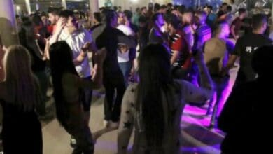 Photo of Rave party busted at a hotel in Banjara Hills,8 detained