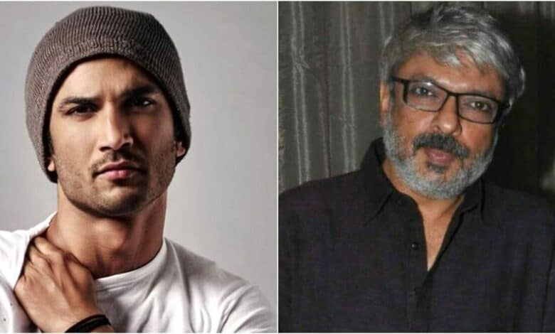 Movie Ramleela was first offered to Sushant Singh Rajput: Bhansali