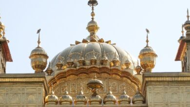 Photo of Gurudwara in Pakistan handed over to Sikhs after 73 years