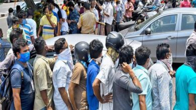 Photo of Hyderabad tops in flouting social distancing norms