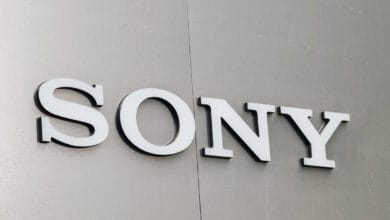 Photo of Sony camera with a side-opening LCD screen in India