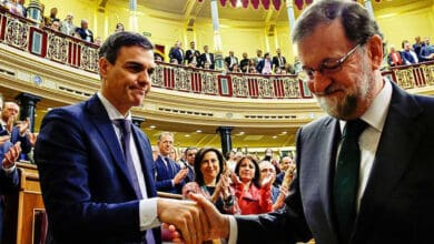 Photo of Spanish right-wing party to file censure motion against govt