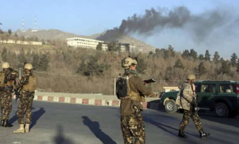 Seven Afghan security forces killed in Taliban attack in Kandahar