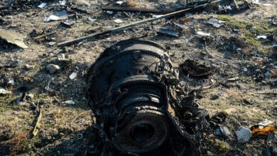 Photo of Black boxes of crashed Ukrainian plane confirm illegal conflict