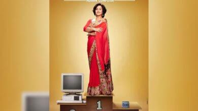 Photo of How Vidya Balan's look in 'Shakuntala Devi' was created