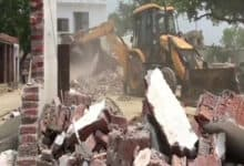 Photo of UP authorities begin demolition of Vikas Dubey's village house