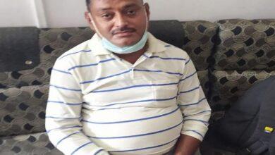 Photo of Govind Dubey, aide of Vikas Dubey behind the Bikru carnage arrested