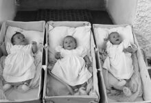 Photo of COVID infected woman gives birth to healthy triplets in KSA