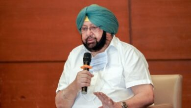 Photo of Punjab CM terms party MP's charges of 'vindictiveness' as 'petty'