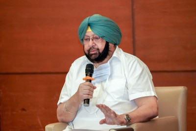 Punjab CM terms party MP's charges of 'vindictiveness' as 'petty'