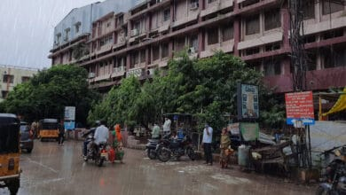 Photo of Week-long intermittent rains did not recreate Osmania Hospital woes