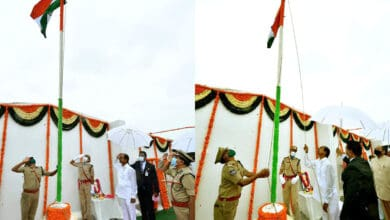 Photo of Independence day celebrated in Telangana amid COVID-19 pandemic
