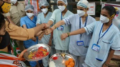 Photo of Celebrating Raksha Bandhan in India amid pandemic