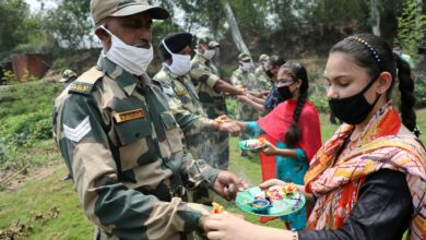 Photo of Festival of Rakhi ties Hindus and Muslims in unbreakable bonds