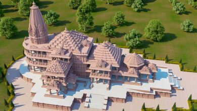 Photo of What Ram Temple in Ayodhya will look like