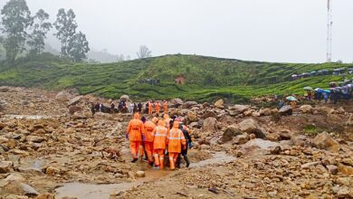 Photo of Landslide in Munnar