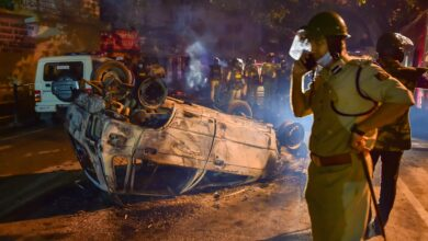 Photo of Bangalore riots: Muslim youth saved me, says instigator's mother