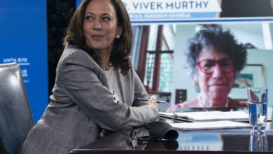 Photo of Harris' dual identities challenge America's race labels