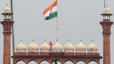 Photo of Eve of 74th Independence Day