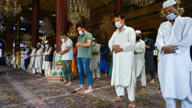 Photo of Religious places reopen in Jammu and Kashmir
