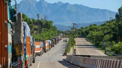 Photo of Jammu-Srinagar National Highway reopens after two-day closure