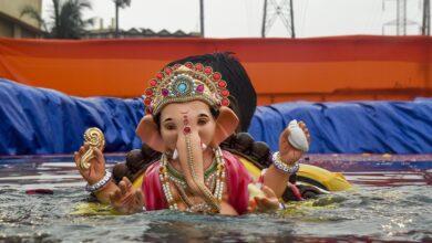 Photo of Ganesh Chaturthi celebrations in Mumbai