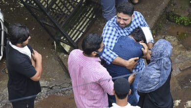 Photo of Maha: Rescue operation underway after 5-storey building collapse