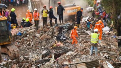 Photo of Raigad building collapse: Death toll rises to 15, rescue continues