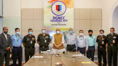 Photo of Def. Minister launches DGNCC Mobile Training App