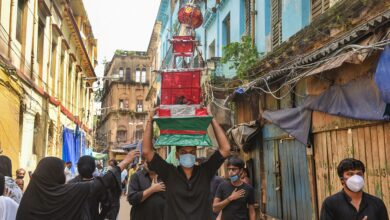 Photo of Muharram, a 'masked' observation this year!
