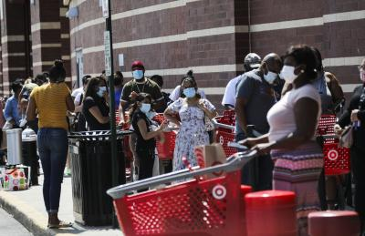 3 of 10 unemployed Americans face difficulties to meet basic needs: Poll