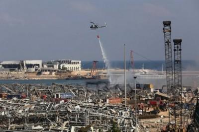 3 senior Beirut port officials arrested