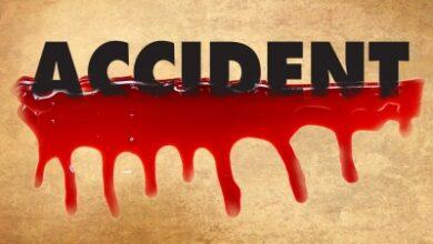Photo of 5 killed as speeding car overturns on way to Nagarjuna Sagar Dam