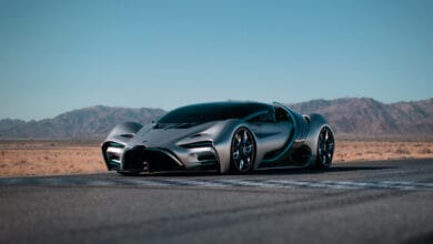 Photo of Hyperion XP-1: World's first hydrogen-powered hypercar