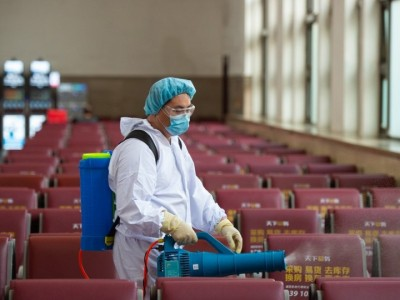 64 Covid-19 patients discharged in Chinese mainland