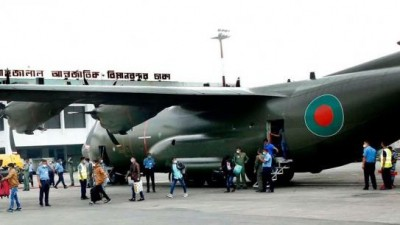71 Bangladeshis return home from Beirut