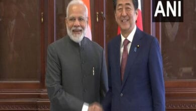 Photo of Deeply touched by your warm words: Shinzo Abe responds to PM Modi