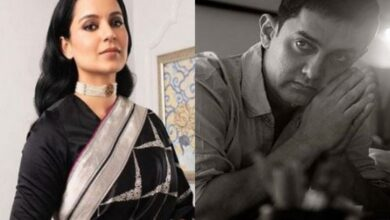 Photo of Kangana slams Aamir over actor's old statement on his kids' religion