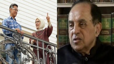 Photo of Subramanian Swamy reacts after Aamir Khan meets Turkish First Lady