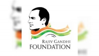 Photo of Absconders donated money to Rajiv Gandhi Foundation: BJP