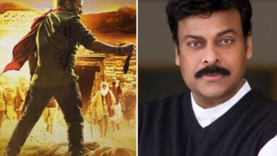 Photo of Chiranjeevi's upcoming movie 'Acharya's' story leaked, makers deny plagiarism charges