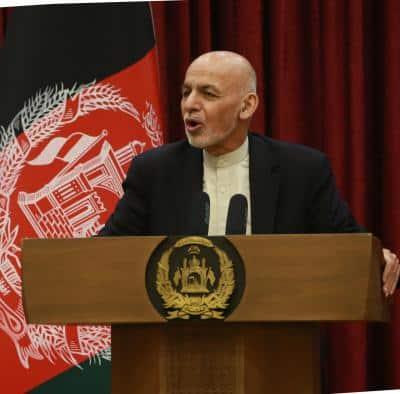 Afghan president signs decree to free 400 Taliban inmates