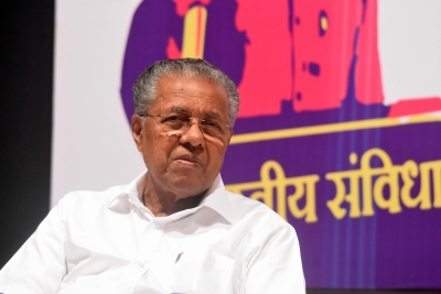 After gold smuggling, Cong targets Vijayan over Life Mission project