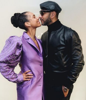 Alicia Keys, husband get romantic on their 10-year anniversary